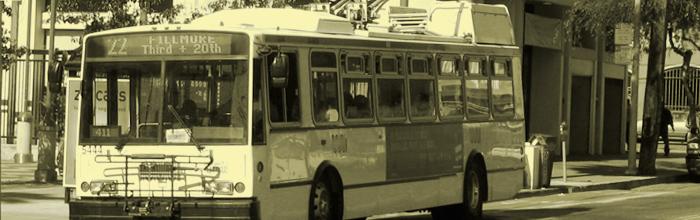 22 Fillmore Transit Priority banner