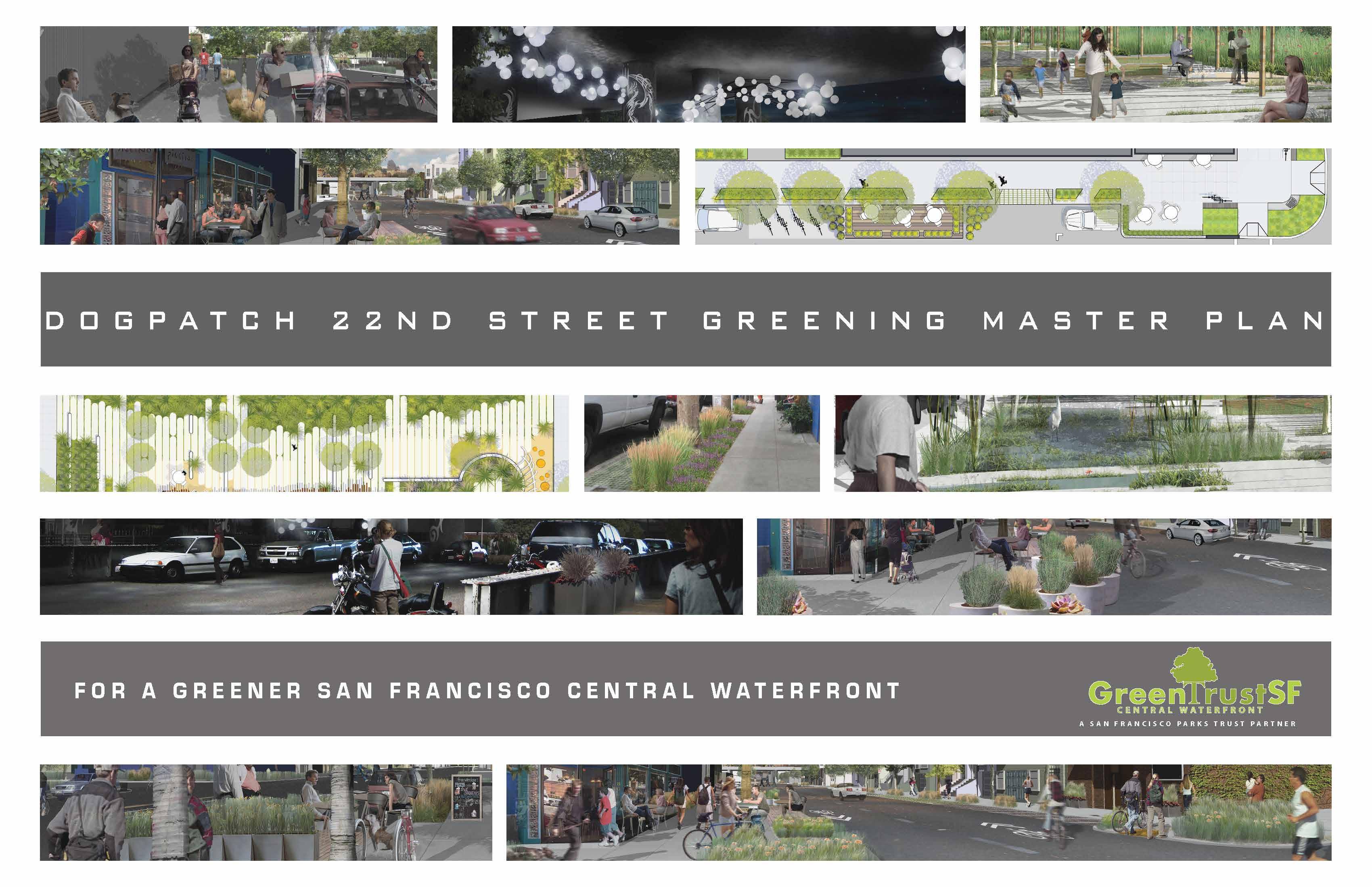 22nd Street Master Plan