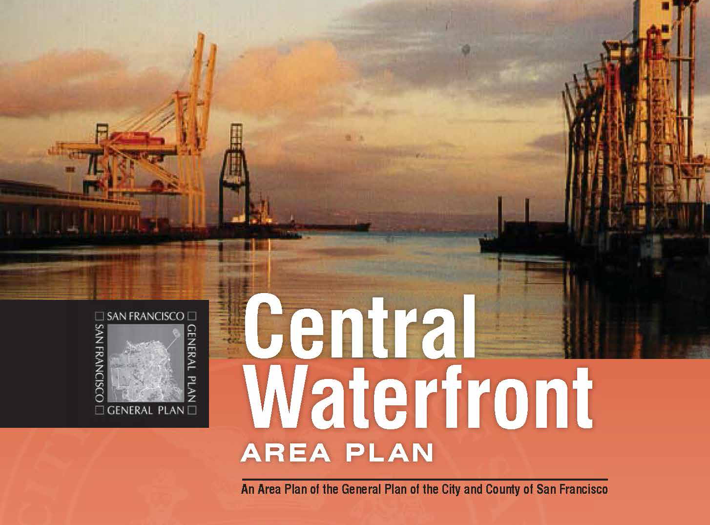 Central Waterfront Area master Plan