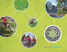 Green Connections plan