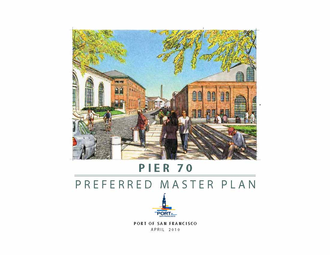 Pier 70 Preferred Master Plan