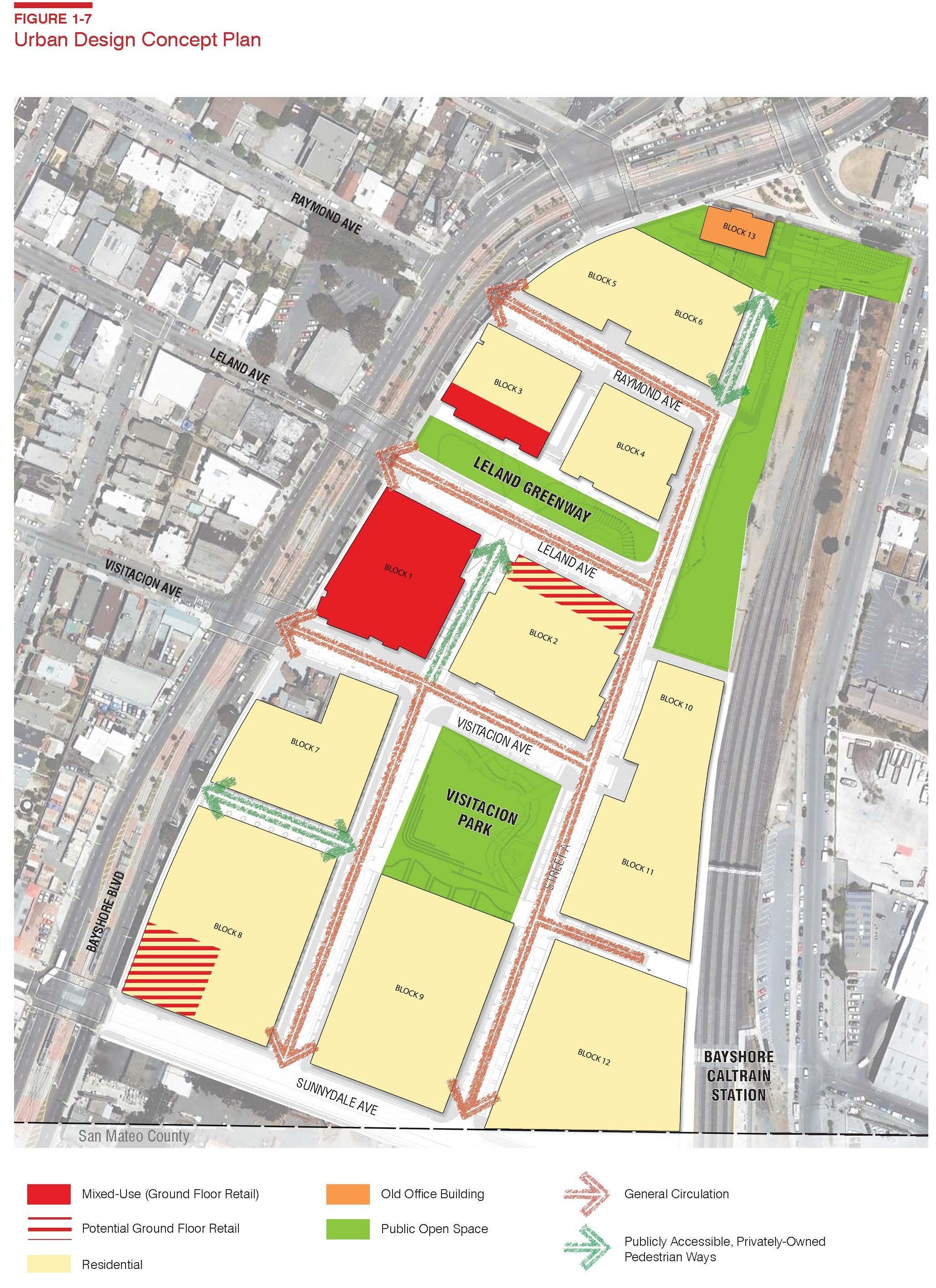 Visitacion ValleySchlage Lock Plan Planning Department