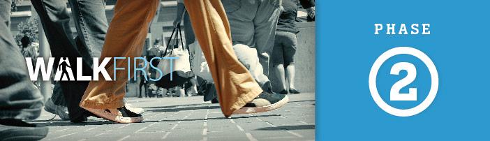 WalkFirst: A framework for pedestrian improvements in San Francisco