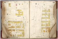 Historical Sanborn Fire Insurance Map example