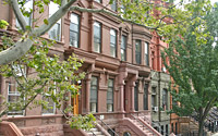 New York brownstone houses