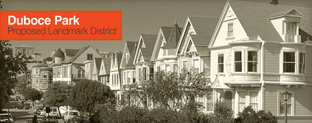 Duboce Park: Proposed Landmark District