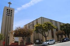 street view of third baptist church on mcallister street