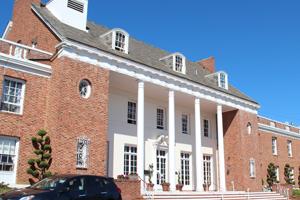 University Mound Old Ladies' Home, 350 University Street