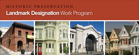 Historic Preservation: Landmark Designation Program