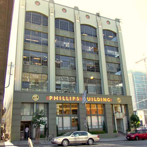 Phillips & Van Orden Building, 234 First Street
