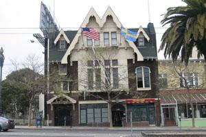Swedish American Hall, 2168 Market Street