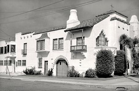 1848 Noriega Street, 1951
