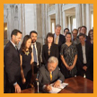 Mayor Lee Signs HOME-SF Legislation