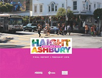Haight Ashbury Public Realm Plan Final Draft