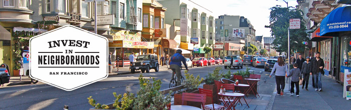 Invest in Neighborhoods: San Francisco