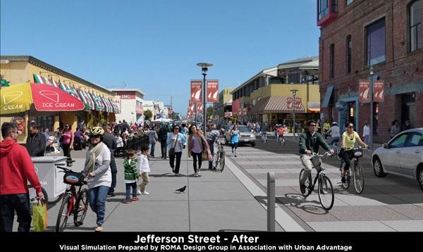 Jefferson Street - After