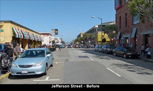 Jefferson Street - Before