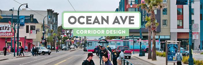Ocean Avenue Corridor Banner