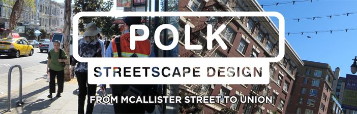 Polk Streetscape Design