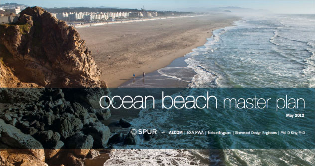 SPUR Ocean Beach Master Plan Cover