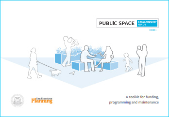Public Space Stewardship Guide Cover