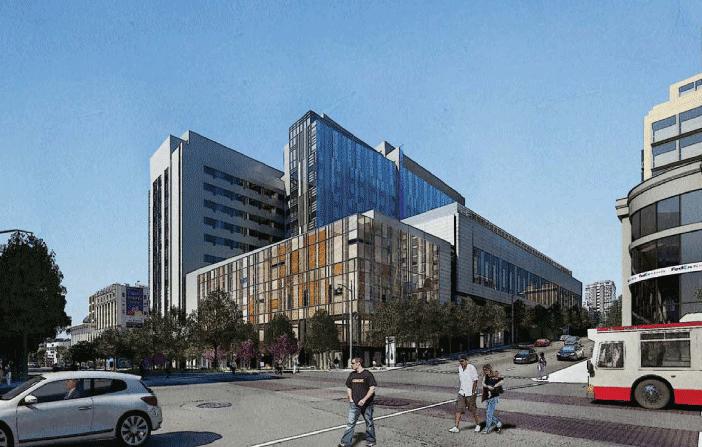 Cpmc Campus Plans And Summaries Planning Department