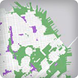 San Francisco Cannabis Retail Map
