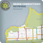 Green Connections Network Map