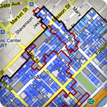 SoMa Historic Resource Survey Map