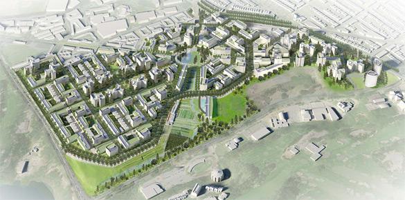 Park Merced rendering