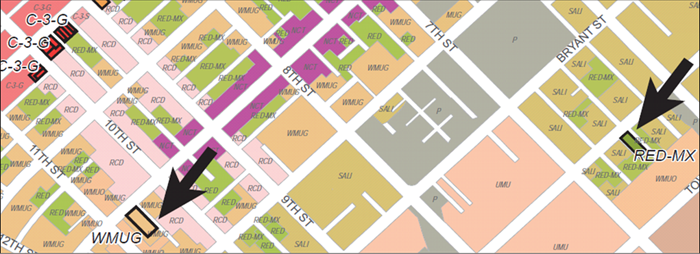 Proposed Zoning - Western SoMa