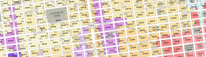 San Francisco Zoning Map Find My Zoning | Planning Department San Francisco Zoning Map